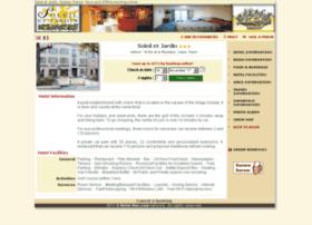 hotel-soleil-et-jardin-solaize.com