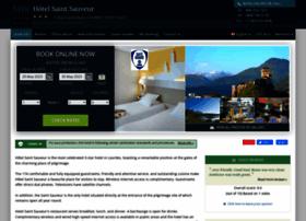 hotel-st-sauveur-lourdes.h-rez.com