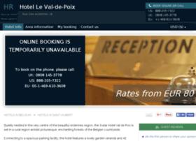 hotel-val-de-poix.h-rez.com