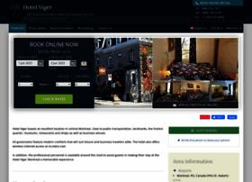 Hotel-viger-montreal.h-rsv.com