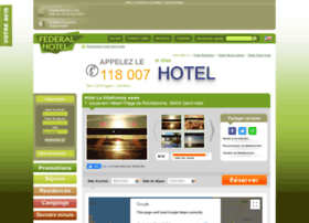 hotel-villefromoy-saint-malo.federal-hotel.com