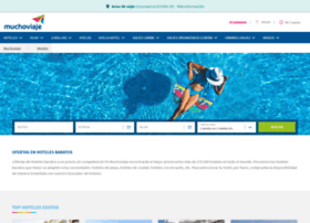 Hoteles.muchoviaje.com