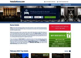 hotelinroma.com