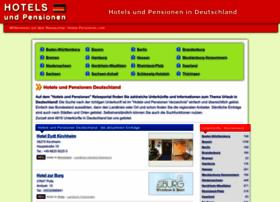 hotels-pensionen.com