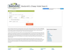 hotels.bootsnall.com