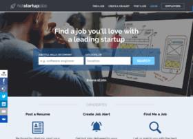 hotstartupjobs.com