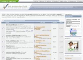 hotwebdesigntalk.com