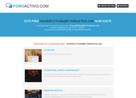 houseoflittlerabbit.foroactivo.com