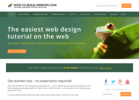 how-to-build-websites.com