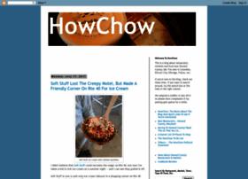 howchow.blogspot.com