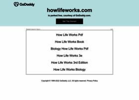 howlifeworks.com