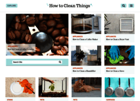 howtocleanthings.com