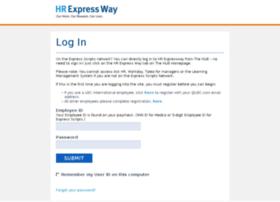 Hrexpressway.ehr.com