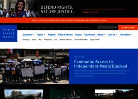 Hrw.org