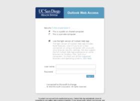 Hsmail.ucsd.edu
