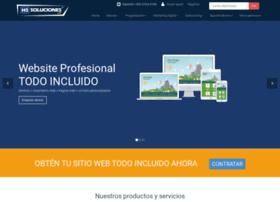 hssoluciones.com