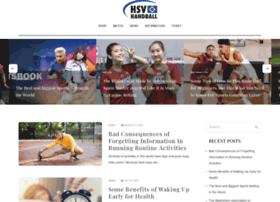 hsvhandball.com