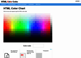 Html-color-codes.info