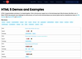 html5demos.com