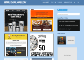 htmlemailgallery.com