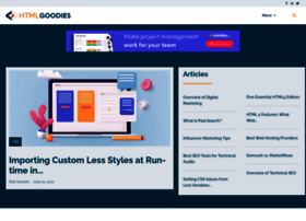 htmlgoodies.com