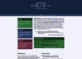htmlpurifier.org