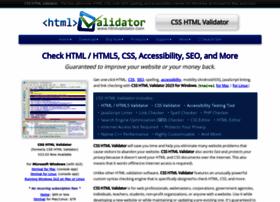 htmlvalidator.com