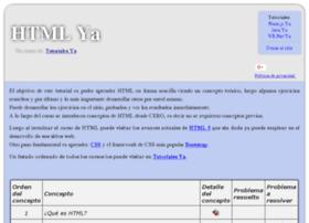Htmlya.com.ar