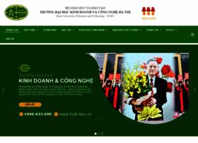 hubt.edu.vn