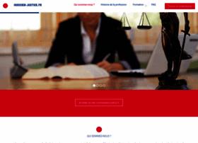 huissier-justice.fr