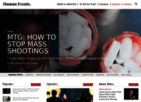 humanevents.com
