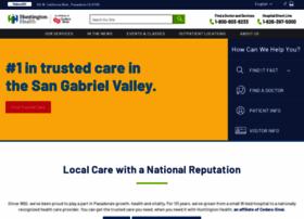 huntingtonhospital.com