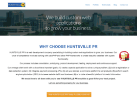 huntsvillepr.com