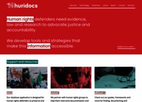 huridocs.org