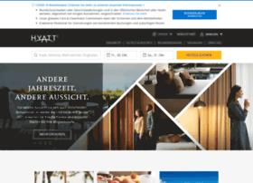 Hyatt.de