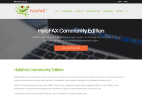 hylafax.org
