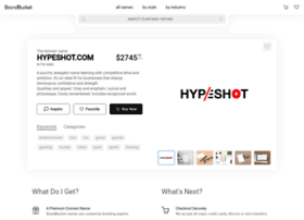 hypeshot.com