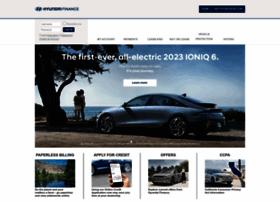 Hyundaimotorfinance.com