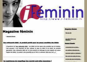 i-feminin.fr