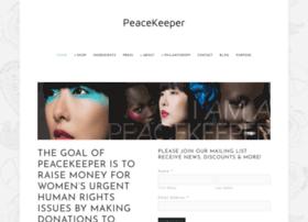 iamapeacekeeper.com