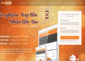 Ibanking.shb.com.vn