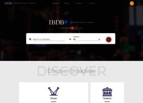 ibdb.com