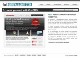 ibizcms.com