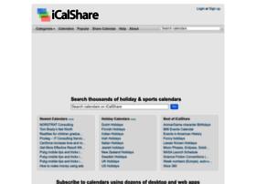 icalshare.com