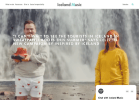 icelandmusic.is