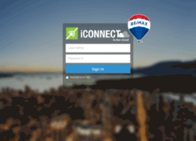 Iconnect.remax.in