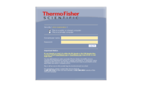 Iconnect.thermofisher.net