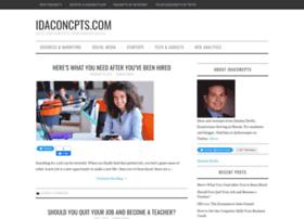 idaconcpts.com