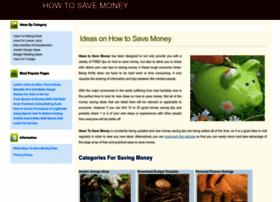 ideas-to-save-money.com
