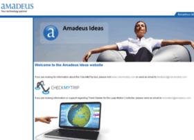 ideas.amadeus.com